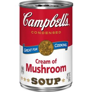Campbells Condensed 10.5 oz Soup