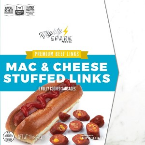 Mighty Spark Mac & Cheese Links