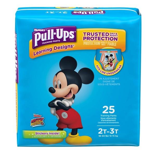 Huggies Pull-Ups & GoodNites product image