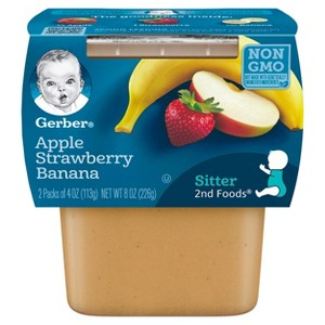 Gerber 1st, 2nd & 3rd Foods