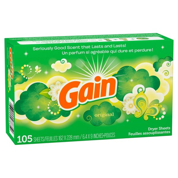 Gain Dryer Sheets product image