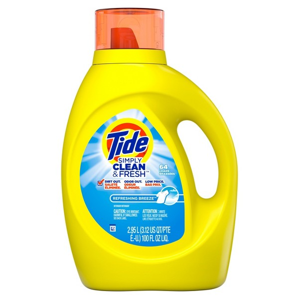 Tide Simply Laundry Detergent product image