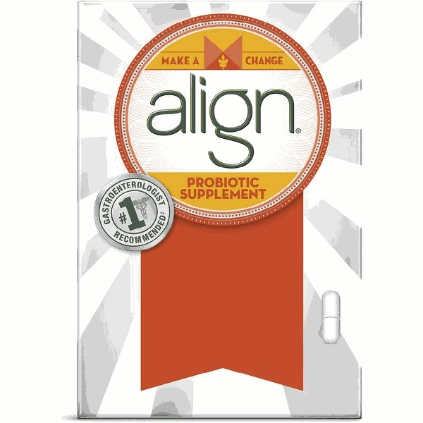 Align Probiotic Supplement product image