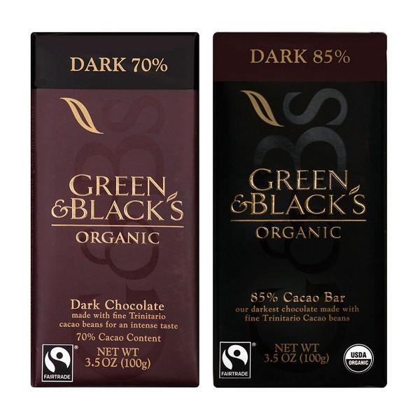 Green & Black's Organic Chocolate product image