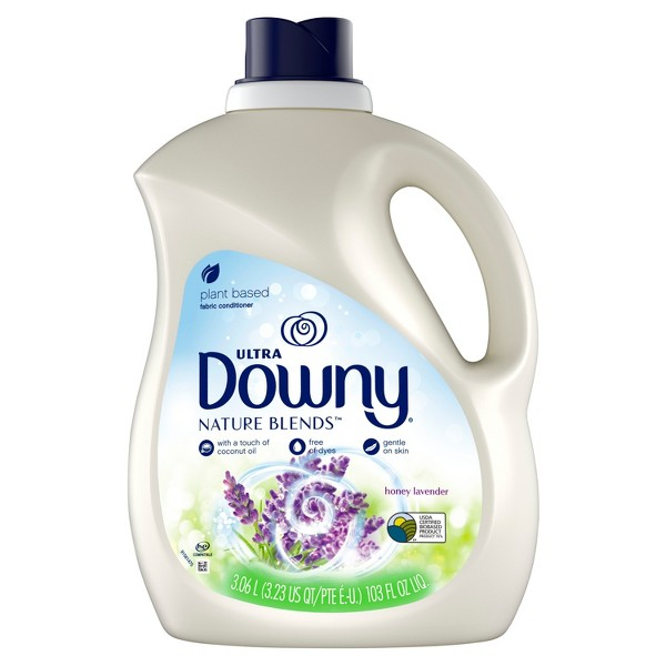 Downy Nature Blends Honey Lavender product image