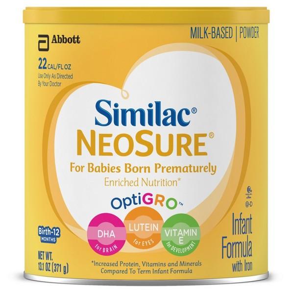 Similac NEOSURE Infant Formula product image