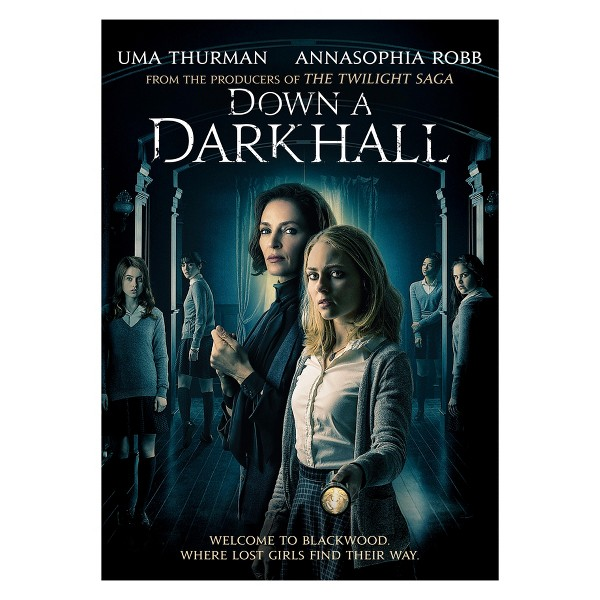 Down a Dark Hall product image