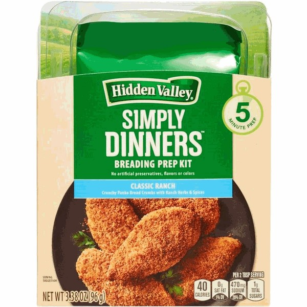 Hidden Valley Ranch Simply Dinners product image