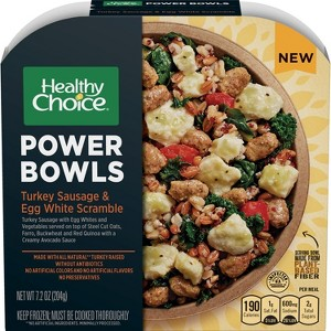 Healthy Choice Morning Bowls