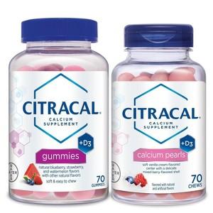 Citracal Calcium Supplements