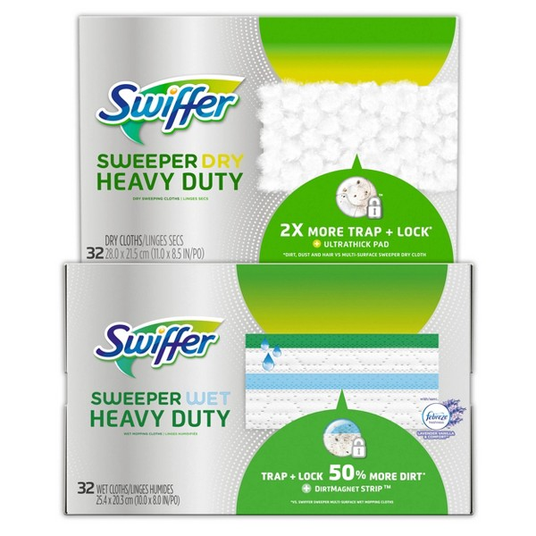 Swiffer Heavy Duty Refills product image