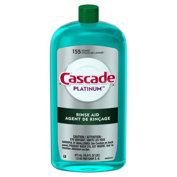 Cascade Platinum Rinse Aid product image