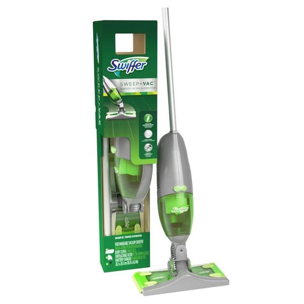 Swiffer Sweep+Vac Floor Vacuum product image