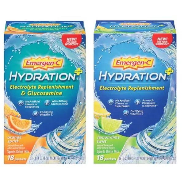 NEW Emergen-C Hydration+ product image