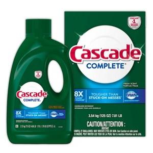 Cascade Complete Dish Detergent