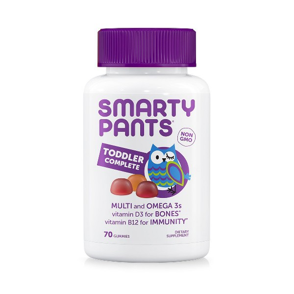 NEW SmartyPants Toddler Complete product image