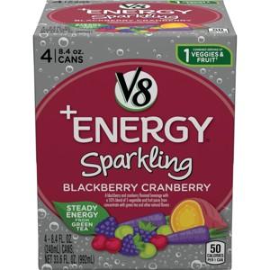 V8 V-Fusion + Energy
