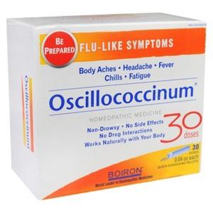 Boiron Oscillococcinum Flu Relief