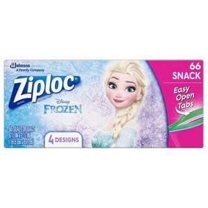 Ziploc Brand Disney Items
