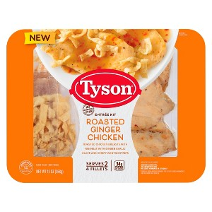 Tyson Fully Cooked Meal Kit