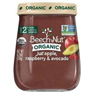 Beech-Nut Organic Jars