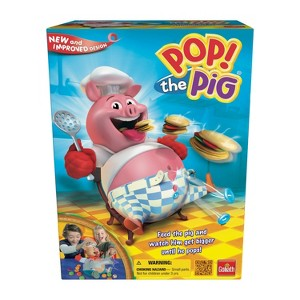 Goliath Games Pop the Pig Game