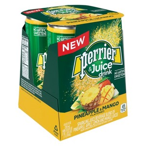Perrier & Juice Drink