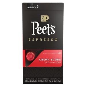 Peet's Espresso Capsules
