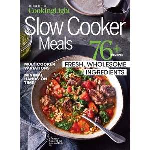 Cooking Light: Slow Cooker Meals