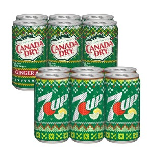 7UP,Canada Dry,A&W,Sunkist & More