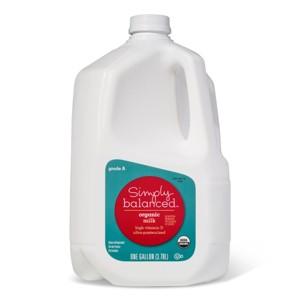Simply Balanced Organic Milk