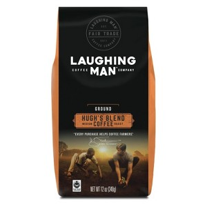 Laughing Man Bagged Coffee