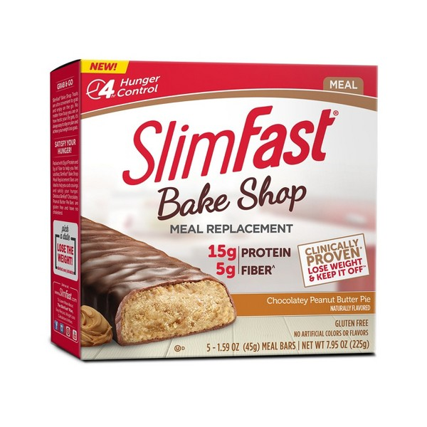 Slimfast Cookies, Bars Supplements product image