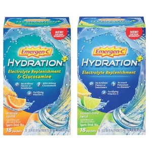 Emergen-C Hydration+