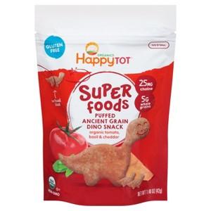 Happy Tot Organics Dino Snacks