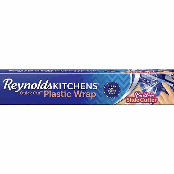 Reynolds Kitchens Quick Cut Plastic Wrap product image