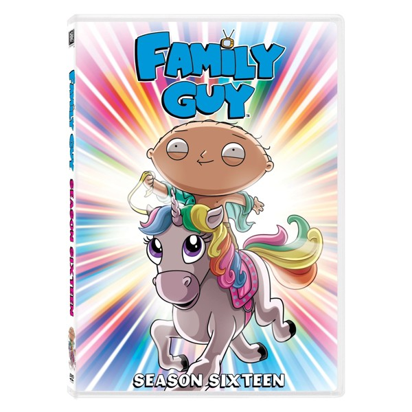 The Family Guy Season 16 product image