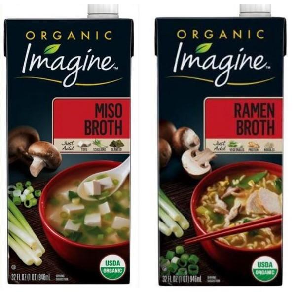 NEW Imagine Broths product image