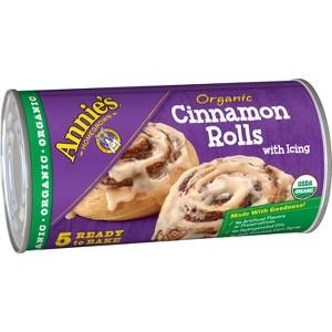 Annie's Organic Sweet Rolls