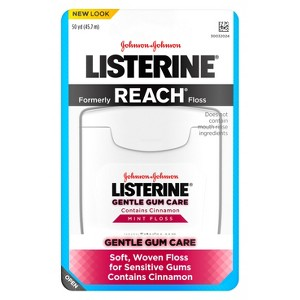 Listerine & Reach Floss