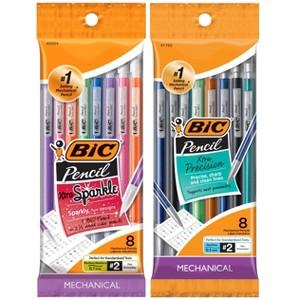 BIC 8ct Mechanical Pencils