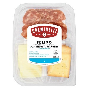 Creminelli Fresh Snacks
