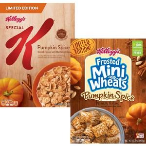 Kellogg's Seasonal Cereal