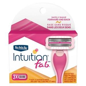Schick Intuition f.a.b. Refills