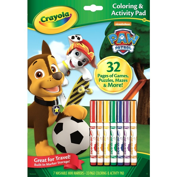 Crayola Coloring & Activity Pads product image