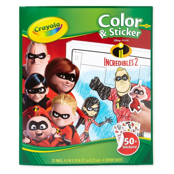 Crayola Coloring & Sticker Books product image