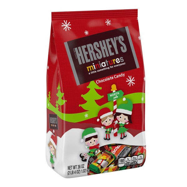 Hershey's Holiday Gusset Bags product image