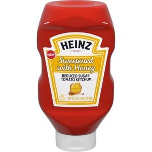 Heinz Ketchup Sweetened w/ Honey