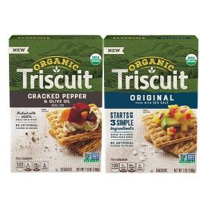 Organic Triscuit