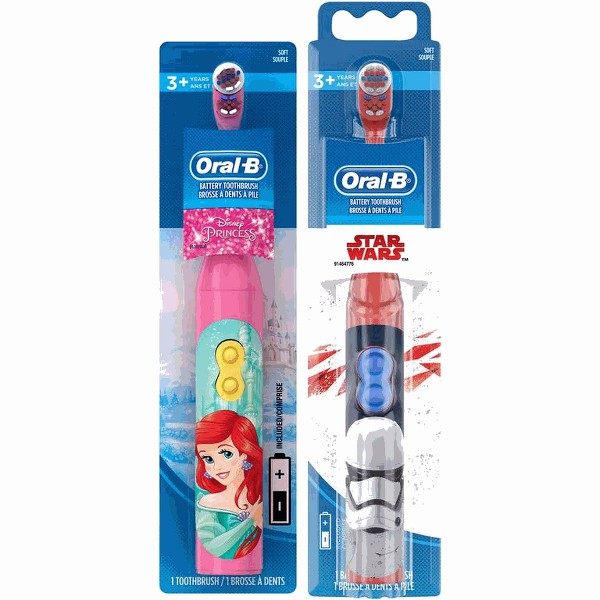 Oral B Kids Battery Toothbrush product image